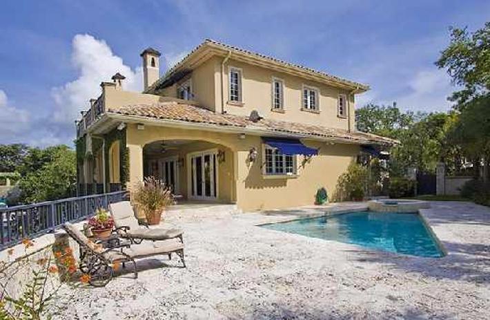 1224 Alfonso pool