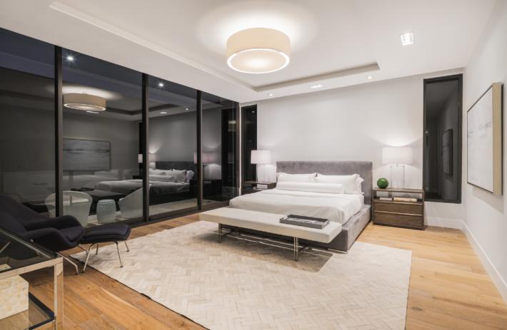 6270 SW 86 Street 43 Master Bedroom Night